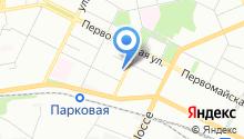 Бюро оценки на карте