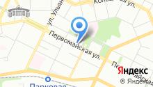 4СЕЗОНА на карте