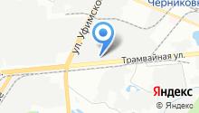 Магазин автоаксессуаров и автозапчастей для иномарок на карте