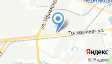 Чери Центр Калининский на карте