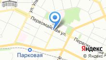 Галомед на карте