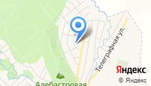 Средняя общеобразовательная школа №14 на карте