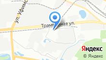 Автозапчасти-уфа.рф на карте