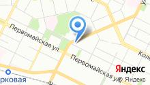 Магазин автоприцепов и автотоваров на карте