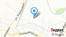 Ярославские краски-Уфа на карте