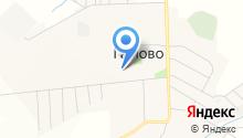 Гамовская сельская врачебная амбулатория на карте