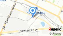 Деталь на карте