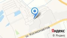 A-Flowers-Perm на карте
