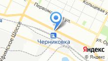 Магазин автозапчастей на карте