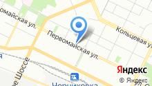 Шарм на карте