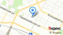 Газпром газораспределение Уфа, ПАО на карте