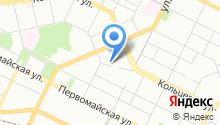Пожарная часть №3 Орджоникидзевского района на карте