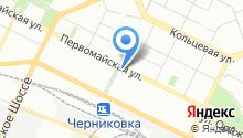 Civetta на карте