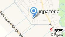 Совет депутатов Кондратовского сельского поселения на карте