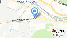 Стеклолюкс на карте