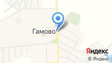 Место встречи на карте