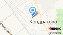 Федерация эстетической гимнастики Пермского края на карте