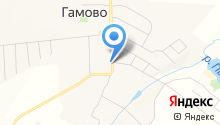 Банно-оздоровительный комплекс на карте