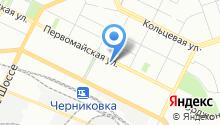 ChikaPizza на карте