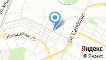 Лада-1 на карте