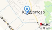 Ассоциация панкратиона Пермского края на карте