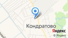 Архив Пермского района на карте