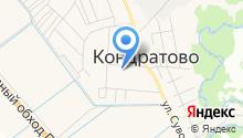 Банкомат, КБ Восточный, ПАО на карте