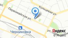 ДЮСШ №22 на карте