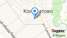 Библиотека Кондратовского сельского поселения на карте