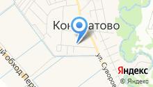 Мировые судьи Пермского судебного района на карте
