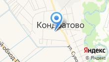 Магазин аксессуаров к сотовым телефонам на карте