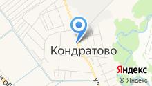 Праздничное агентство на карте