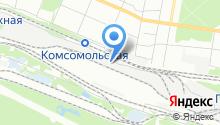AV-ДЕТАЛЬ на карте