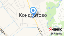 Цветы Урала на карте
