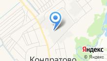 Компания по производству и продаже памятников на карте