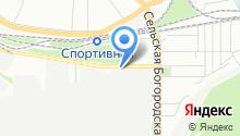 Автосила на карте