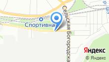 БАШАВТОТРЕЙД на карте