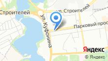 Baton на карте