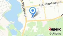 Borex на карте
