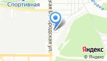 Пожарная часть №28 Калининского района на карте