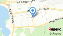 BRG на карте