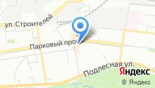 CosmoDom на карте