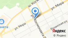 CityPoint на карте