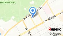 Auto. Ger на карте