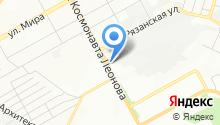 AutoAgregatPerm на карте