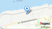 Компания БытХим на карте