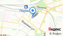 Bubobubo Perm на карте