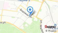 AvtoShop.PRO на Боровой на карте