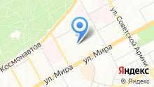 50 лет Октября, 31, ТСЖ на карте