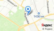 1-я опалубочная компания-Урал на карте